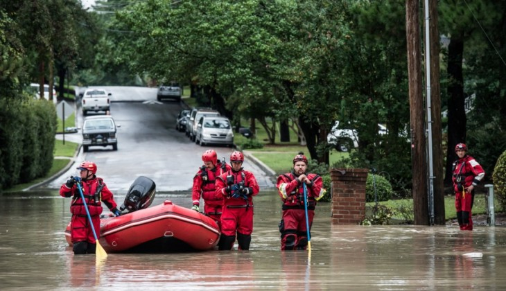 South Carolina Flood Response #PrayforSC