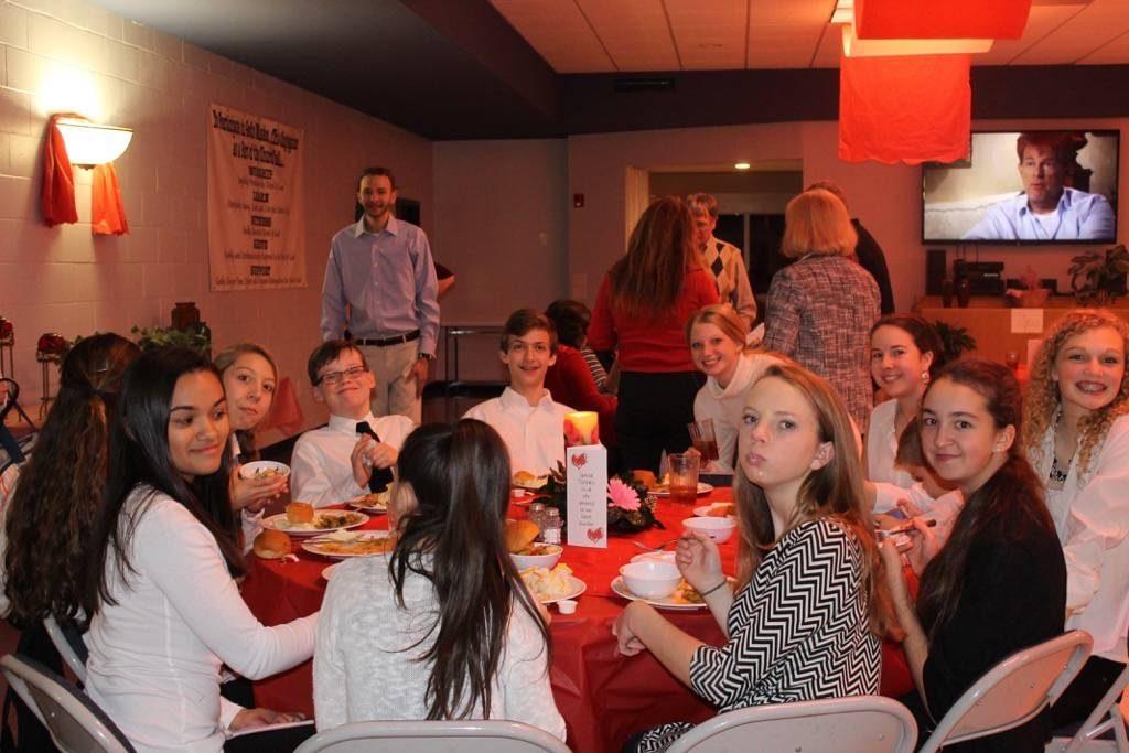 youth spaghetti dinner-12